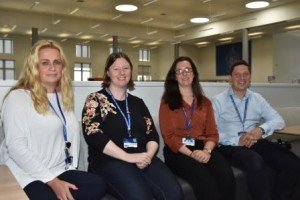The School of Management library team